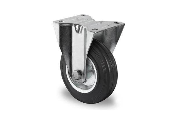 fiksno kolo , Ø 160 mm, navadna guma