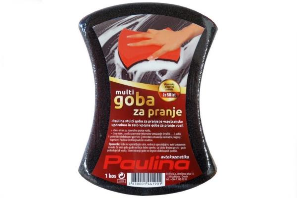Paulina multi goba za pranje