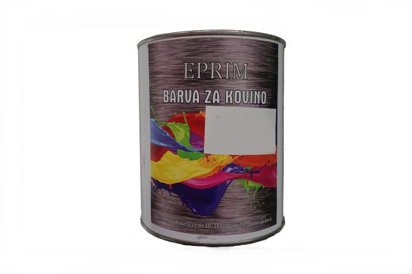 Barva za kovino TEKNOS RAL 7016