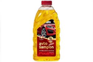 Paulina avto šampon z voskom 1 L