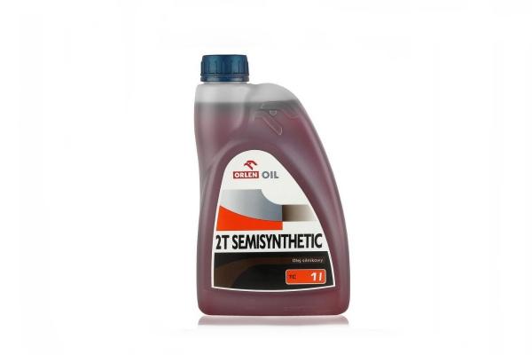 Olje za mešanico Orlen 2T polsintetično 1l