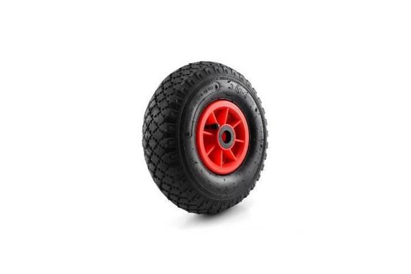 Kolo za voziček s pnevmatiko, iglični ležaj, 3.00-4