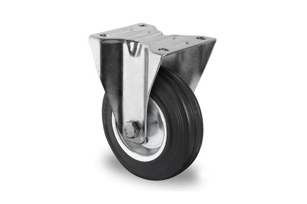 fiksno kolo, Ø 125 mm, navadna guma