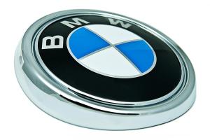 Originalni emblem za prtljažnik BMW