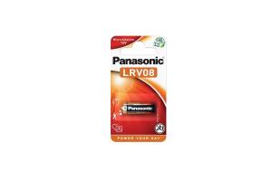 Baterija LRV08 12V Micro Alkaline Panasonic 1 kos