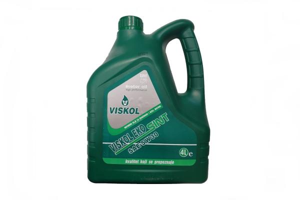 Olje Viskol eko sint 5w30 - 4L