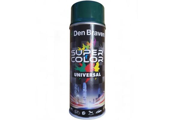 Super color sprej RAL 6005 Zelena 400ml