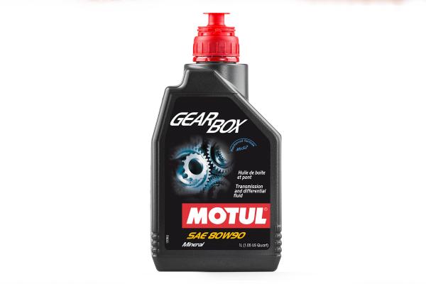 Olje Motul GearBox 80W90 1L