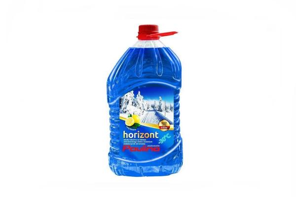 Zimska tekočina za vetrobranska stekla Paulina Horizont 3L