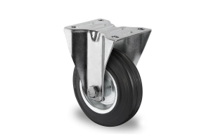 fiksno kolo, Ø 100 mm, navadna guma