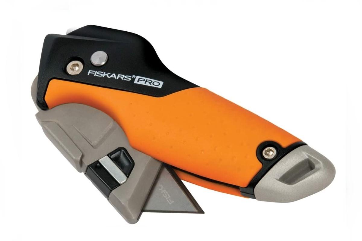 Fiskars CarbonMax zložljiv delavski nož