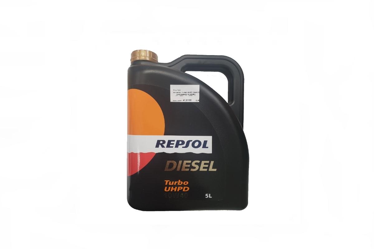 Repsol Diesel turbo 10W40 UHPD 5L