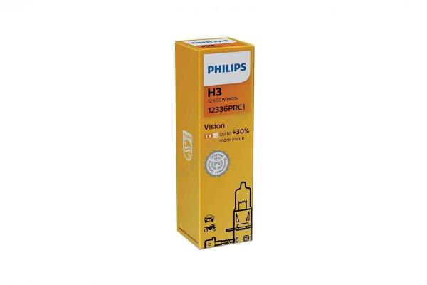 Žarnica Philips H3 12V 55W