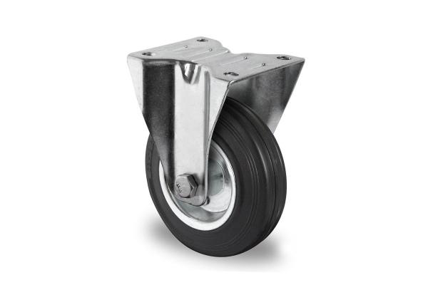 fiksno kolo, Ø 200 mm, navadna guma