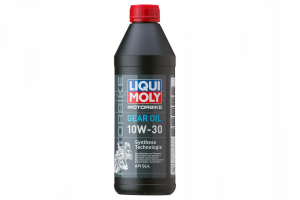 Olje za menjalnik Liqui Moly Motorbike gear oil 10W30 - 1L