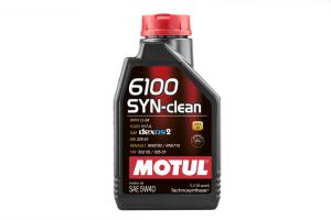 Olje Motul 6100 5W40 Syn Clean 1L