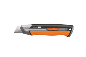 Fiskars Carbonmax nož z odlomljivim rezilom 25mm