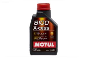 Olje Motul 8100 5W40X-CESS 1L