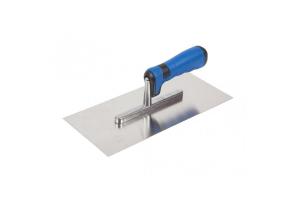 Gladilka inox 280x130 mm (gumijast ročaj) – ravna