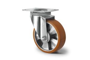 gibljivo kolo, Heavy Duty, Ø 160 mm, poliuretan (PU)