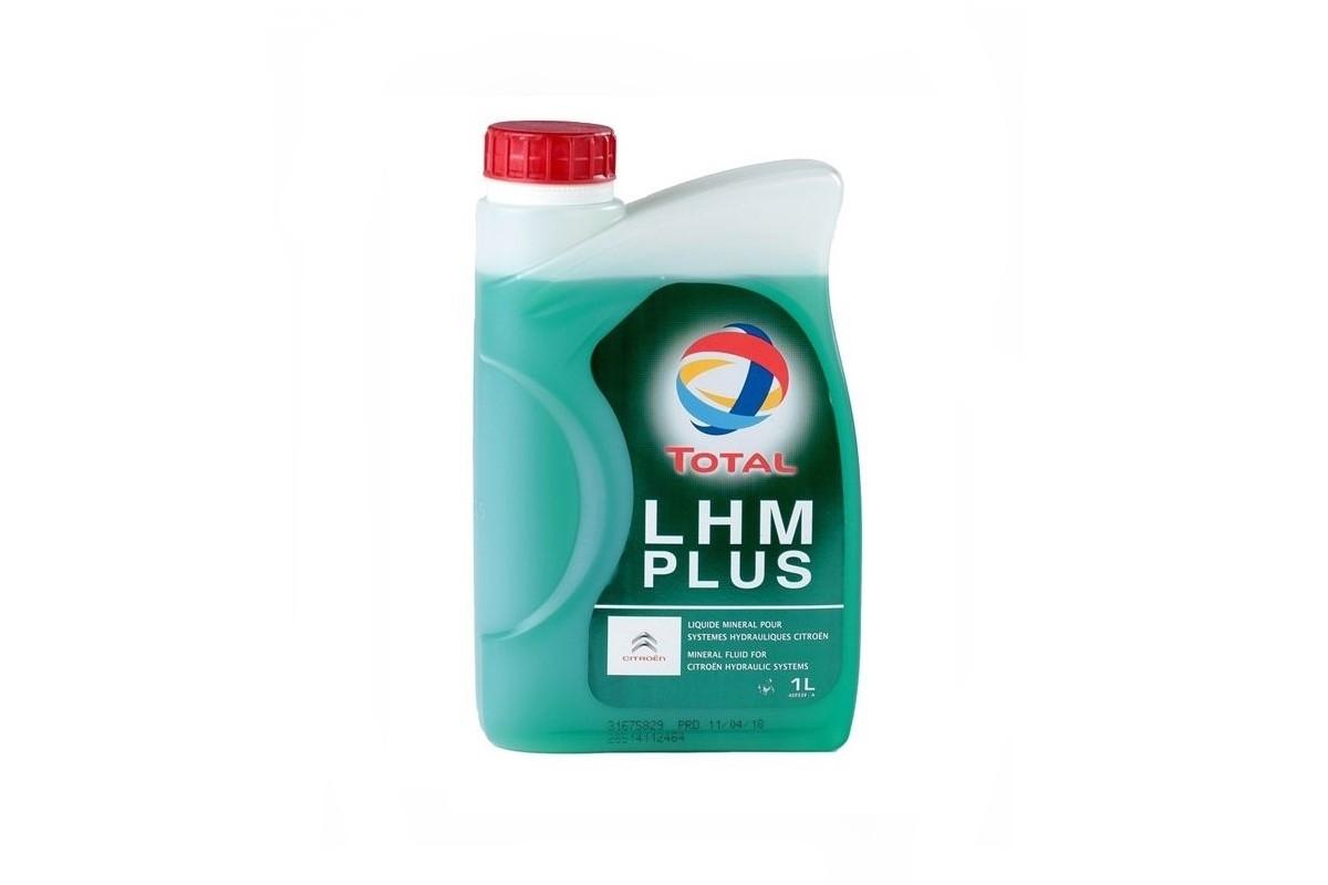 Hidravlična tekočina Total LHM Plus 1L