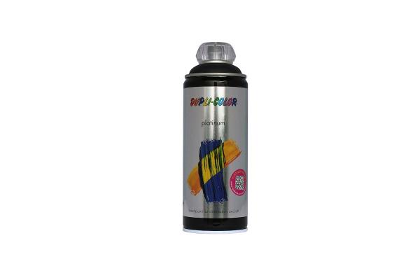 Barvni sprej dupli color - Črna sijaj 400ml