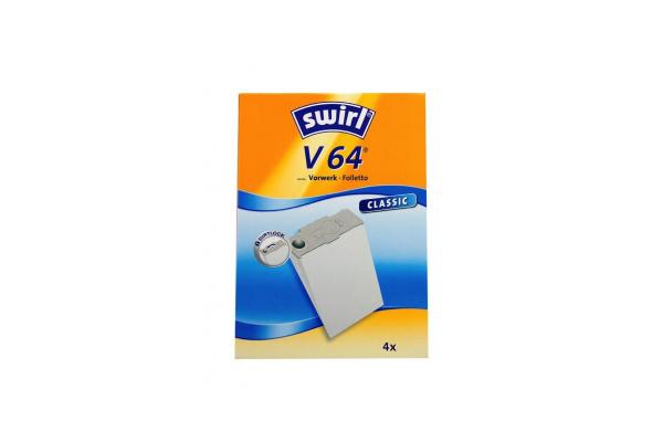 Vrečke za sesalnik Swirl V64 4/1