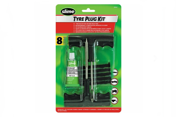 Set injekcij Slime tyre plug kit