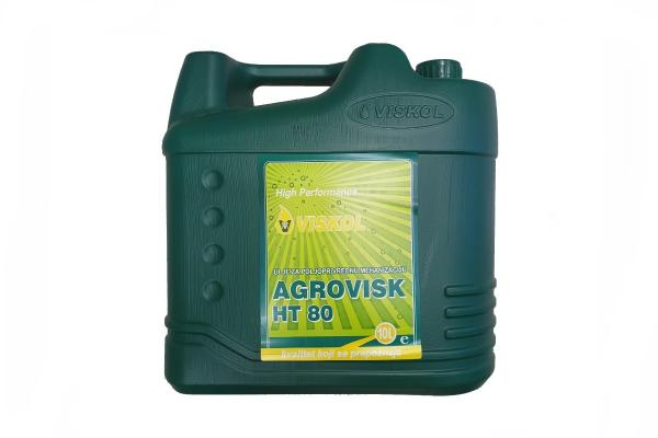 Olje viskol Agrovisk HT80 10L
