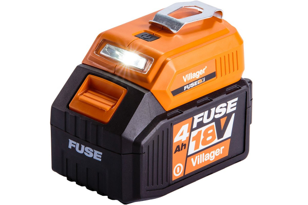 Fuse akumulatorska svetilka + usb polnilnik VLN 9920