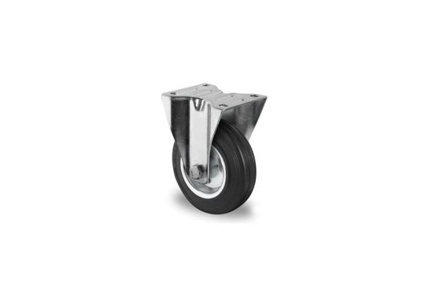 fiksno kolo , Ø 80 mm, navadna guma