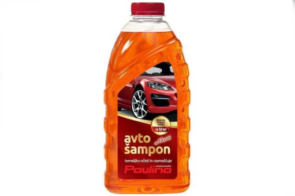 Paulina avto šampon koncentrat 1 L