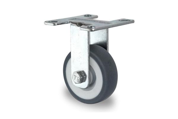 fiksno kolo, Ø 75 mm, termoplastična guma
